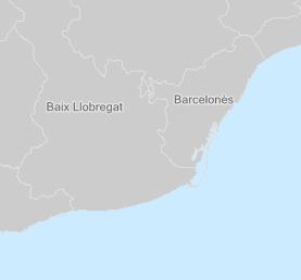 Mapa Urbanistic De Catalunya.Mapa Urbanistic De Catalunya